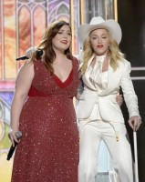 Madonna performs at the 56th annual Grammy Awards with Macklemore (21)