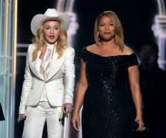 Madonna performs at the 56th annual Grammy Awards with Macklemore (24)