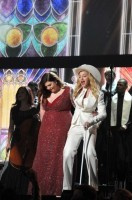 Madonna performs at the 56th annual Grammy Awards with Macklemore (52)