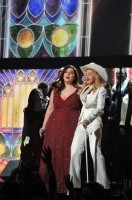 Madonna performs at the 56th annual Grammy Awards with Macklemore (53)