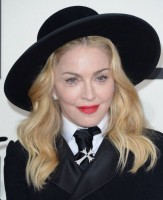 Madonna at the 56th annual Grammy Awards - 26 January 2014 - Red Carpet (10)