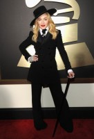 Madonna at the 56th annual Grammy Awards - 26 January 2014 - Update 1 (89)
