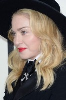 Madonna at the 56th annual Grammy Awards - 26 January 2014 - Red Carpet (11)