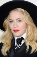 Madonna at the 56th annual Grammy Awards - 26 January 2014 - Red Carpet (12)