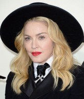 Madonna at the 56th annual Grammy Awards - 26 January 2014 - Red Carpet (13)