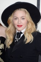 Madonna at the 56th annual Grammy Awards - 26 January 2014 - Red Carpet (14)