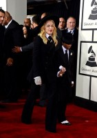 Madonna at the 56th annual Grammy Awards - 26 January 2014 - Update 1 (25)