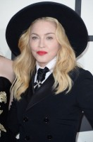 Madonna at the 56th annual Grammy Awards - 26 January 2014 - Update 1 (30)