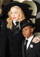 Madonna at the 56th annual Grammy Awards - 26 January 2014 - Update 1 (81)