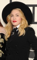 Madonna at the 56th annual Grammy Awards - 26 January 2014 - Update 1 (83)