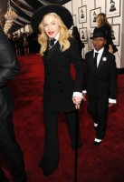 Madonna at the 56th annual Grammy Awards - 26 January 2014 - Update 1 (84)