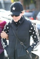 Madonna out and about Los Angeles - 27 January 2014 (2)