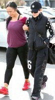 Madonna out and about Los Angeles - 27 January 2014 (3)