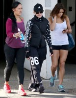 Madonna out and about Los Angeles - 27 January 2014 (4)