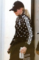 Madonna and Timor Steffens working out in Los Angeles - 29 January 2013 - Pictures (8)