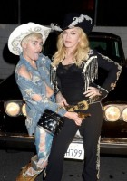 "Madonna and Miley Cyrus perform ""Don't Tell me/Can't Stop"" Duet - Pictures and video (11)"