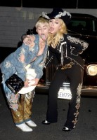 "Madonna and Miley Cyrus perform ""Don't Tell me/Can't Stop"" Duet - Pictures and video (13)"