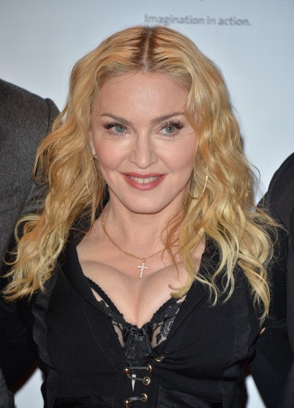 Madonna Attends The Hard Candy Fitness Toronto Grand