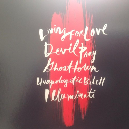 First look at Rebel Heart Booklet (13)