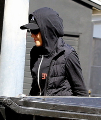 Madonna out and about in Los Angeles - 5 March 2014 - Pictures (1)