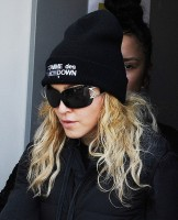 Madonna out and about in Los Angeles - 6 March 2014 (3)