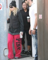 Madonna out and about in Los Angeles - 6 March 2014 (5)