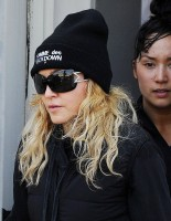 Madonna out and about in Los Angeles - 6 March 2014 (7)