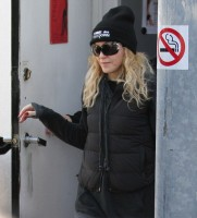 Madonna out and about in Los Angeles - 6 March 2014 (9)