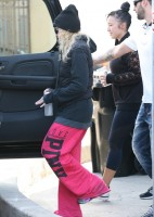 Madonna out and about in Los Angeles - 6 March 2014 (10)