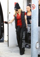 Madonna out and about in Los Angeles - 7 March 2014 (8)