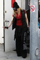 Madonna out and about in Los Angeles - 7 March 2014 (11)
