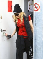 Madonna out and about in Los Angeles - 7 March 2014 (12)