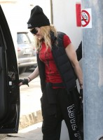 Madonna out and about in Los Angeles - 7 March 2014 (15)