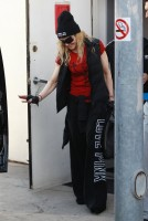 Madonna out and about in Los Angeles - 7 March 2014 (21)