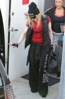 Madonna out and about in Los Angeles - 7 March 2014 (22)
