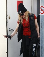 Madonna out and about in Los Angeles - 7 March 2014 (24)