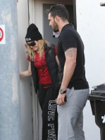 Madonna out and about in Los Angeles - 7 March 2014 (29)
