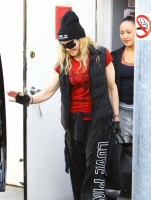 Madonna out and about in Los Angeles - 7 March 2014 (32)