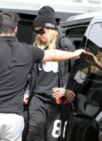 Madonna out and about in Los Angeles - 7 March 2014 (36)