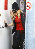 Madonna out and about in Los Angeles - 7 March 2014 (37)