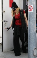 Madonna out and about in Los Angeles - 7 March 2014 (38)
