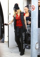 Madonna out and about in Los Angeles - 7 March 2014 (39)