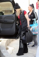 Madonna out and about in Los Angeles - 7 March 2014 (42)