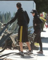 Madonna out and about in Los Angeles - 9 March 2014 (13)