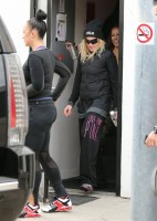 Madonna out and about in Los Angeles - 11 March 2014 (12)