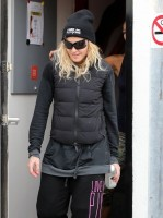 Madonna out and about in Los Angeles - 11 March 2014 (15)