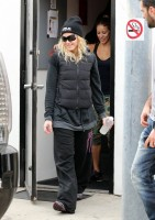 Madonna out and about in Los Angeles - 11 March 2014 (18)