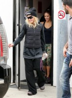 Madonna out and about in Los Angeles - 11 March 2014 (20)