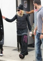 Madonna out and about in Los Angeles - 11 March 2014 (23)