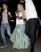 Madonna as Game of Thrones Daenerys Targaryen for Purim - 15 March 2014 (1)